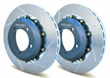 GiroDisc REAR 2pc Rotors for Mitsubishi EVO 6 7 8 9