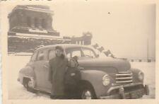 Foto Opel Kapitän, Baujahr 1951  Auto Oldtimer
