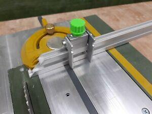 Längeneinsteller für Proxxon FET 27070 Tischkreissäge