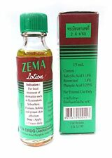 15ml Zema Lotion Dermatitis Psoriasis Eczema Seborrheic Ichy Irritant Skin