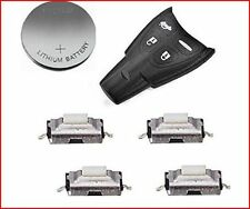 SAAB 93 95 9-3 9-5 Replacement Remote Key FOB CASE Full repair KIT High Quality