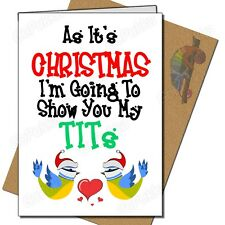 As Its Christmas I'm Going To Show you My.. - Christmas Card