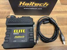 Haltech Elite 550 ECU - Ideal for 4 cylinder - 4 Injectors & ignition