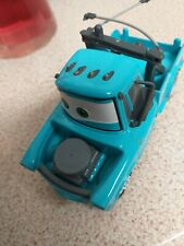 Disney Pixar Cars Diecast Blue Mater By Mattel Scale 1:55