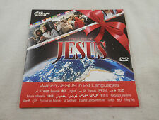 The Life of Jesus DVD watch Jesus in 24 languages All Nations Series