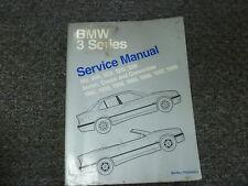1992-1998 BMW M3 318i 323i 325i 328i Shop Service Repair Manual Convertible 1997