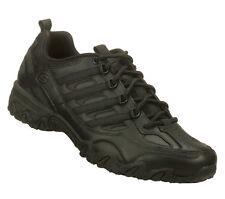 76492 Zapatos Trabajo De Skechers Mujeres Enfermera confort antideslizante negro