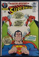 Superman #247 FN+ 6.5 | 48 Pages DC Comics Bronze Age 1972