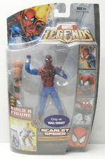 "Scarlet Spider-Man Hasbro Marvel Legends action figure 6"" Series Wal-Mart Ares"