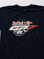 Red Bull MotoGP Indianapolis 2009 Motorcycle T-Shirt - Medium
