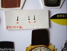 c1970 Breitling Navitimer Cosmonaute Chronograph Large Sub-dial Register Hands