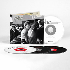 A-HA HUNTING HIGH AND LOW 4 CD EXPANDED EDITION Released 15/11/2019