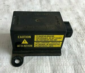 03-06 Jeep Wrangler TJ ABS Acceleration Switch G-Force Sensor Anti-Lock Brakes
