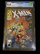 Marvel UNCANNY X-MEN #238, 11/88, CGC 9.4 WHITE , Chris Claremont Story, 9016