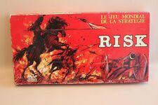 Jeu ancien Risk Miro - boîte rouge - complet, en français
