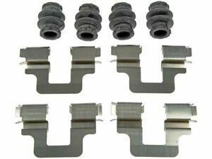 For 2006-2010 Volkswagen Passat Brake Hardware Kit Rear Dorman 85545XD 2007 2008