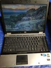 HP Elitebook 6930p Core 2 Duo/2.4 GHz/4GB/160GB/ Win 10 PRO