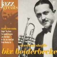 BIX BEIDERBECKE Riverboat Shuffle CD - Jazz Greats #10 - New