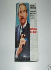 Private Detective: From the Files of the World's Greatest Private Eye,William D