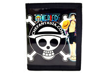 One Piece PU Leather Wallet / Monkey D. Luffy (ONP-B1C)