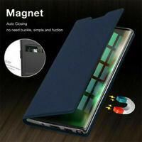 For Huawei Mate 20 10 Pro P10 P20 Slim Leather Flip Wallet Magnetic Case Cover