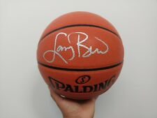 b65a3a714816 LARRY BIRD - Boston Celtic Signed Basketball with COA