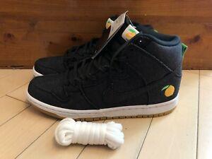 2017 Nike Dunk SB High Momofuku Peach Denim size 8