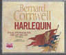 BERNARD CORNWELL HARLEQUIN AUDIO CD BOXSET ANDREW CULLUM 13-DISC NEW/SEALED