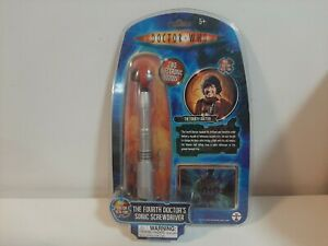 1996 Doctor Who The Fourth Doctor's Sonic Screwdriver - MOSC