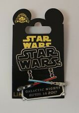Star Wars Celebration 2017 Orlando Galactic Nights 4/14/17 Exclusive Pin Le