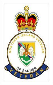 14 Intel Argus Intelligence Corps Northern Ireland Veterans Fridge Magnet