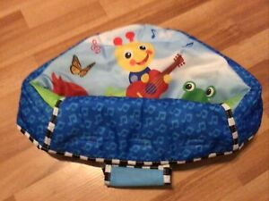 Disney Bright Starts Bounce Jumper Seat cover Replacement Part Blue Green Yellow