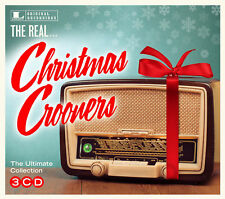 Various - The Real...Christmas Crooners - 3xCD Digipak - Brand NEW and SEALED