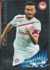 Panini 137 Vassilis Torosidis Olympiakos FC UEFA CL 2012/13