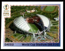 Panini World Cup Korea/Japan 2002 - Daegu - World Cup Stadium No. 7