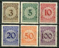 GERMANY  DEUTSCHES REICH SCOTT#333/28   MINT NH-SCOTT VALUE $85.00