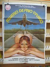 A3801  MUJERES DE FRIO Y FUEGO. CORINNE CARTIER, GIANNI GARKO, AJITA WILSON