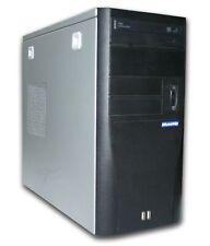 BlueChip SG400-J AMD Athlon 64 X2 2,5GHz 16GB 180GB SSD Win 7 Pro Midi-Tower