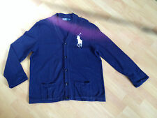 Ralph Lauren Polo Gents Cardigan-Taille XL