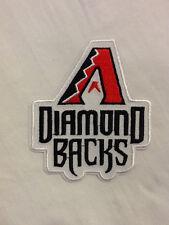 Arizona Diamondbacks Logo MLB Baseball Hat Shirt Jacket Jersey Iron On Patch