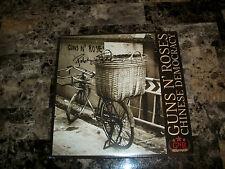 Guns N' Roses Signed Chinese Democracy Vinyl LP Robin Finck Nine Inch Nails NIN
