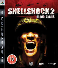 SHELL SHOCK 2 BLOOD TRAILS ~ PS3 (in Good Condition)
