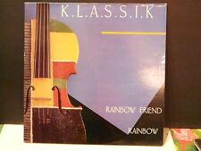 """MAXI 12"""" K.L.A.S.S.I.K ( KLASSIK ) Rainbow friend / rainbow 11944"""