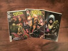 Justice League Dark Issues #1-3