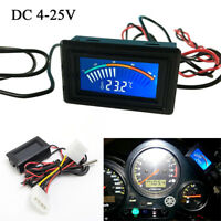 Digital Intercooler Supercharger Temperature Gauge Sensor Air Charge Water Temp