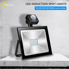 PIR Motion Sensor LED Flood Light 10W 20W 30W 50W Outdoor Spotlight Wall Lamp 6
