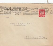 MÜNCHEN, Briefumschlag 1926, Nobel & Co. Dynamit AG