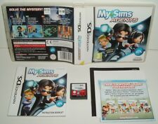 ** MY SIMS AGENTS ** NINTENDO DS/LITE/DSi/XL/2DS/3DS GAME ** MYSIMS **