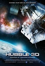 Hubble 3D movie poster  : 11 x 17 inches : Space poster