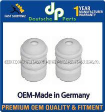 BMW E46 Rear Foam Bump Stop - Shocks Left + Right 33 50 6 757 047 Set of 2
